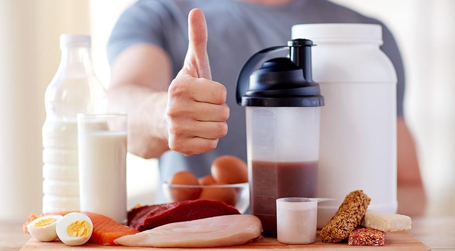 Účinky konzumace proteinových tyčinek